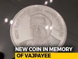 Video : PM Launches Rs. 100 Coin In Vajpayee Memory, Says Can't Believe He's Gone