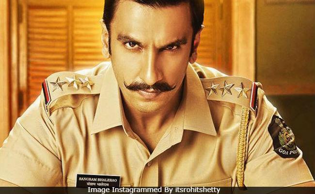 Simmba Preview: Aala Re Aala Ranveer Singh Aala. Can't. Keep. Calm
