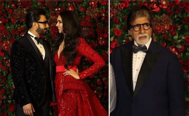 Highlights From Deepika Padukone And Ranveer Singh's Reception: Amitabh Bachchan And Ranveer Danced To Jumma Chumma , A Special Rap Performance By The Groom And More