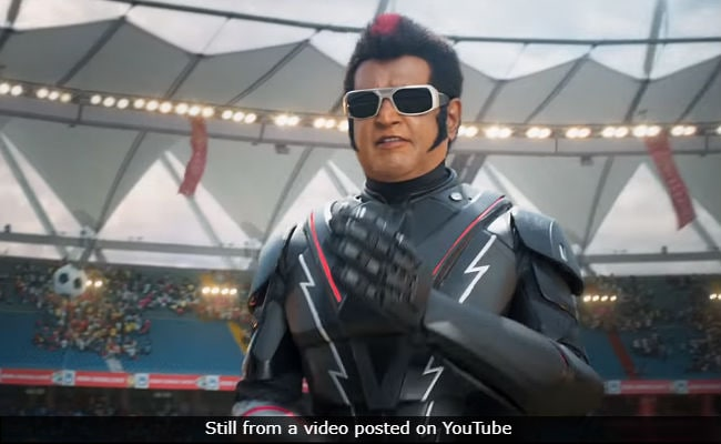 2.0 Box Office Collection Day 7: Rajinikanth And Akshay Kumar's Film Ends Week 1 With 500 Crore Worldwide