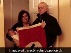 Neo-Nazi Couple Who Named Their Baby After Adolf Hitler Jailed