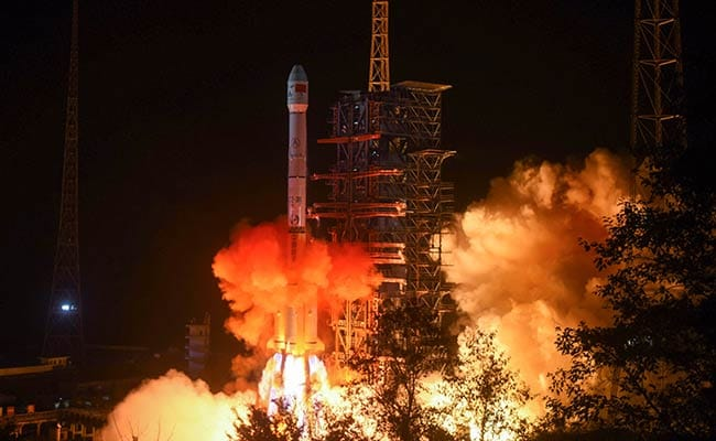 China Launches Rover To Make First Landing On Moon's Far Side