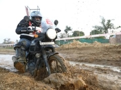 Royal Enfield Scramble 2018: Looking For Adventure With The RE Himalayan
