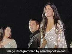 सलमान खान ने कैटरीना कैफ, आलिया भट्ट, श्रद्धा कपूर और जैकलीन फर्नींडिस के साथ मनाया न्यू ईयर, देखें Video