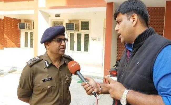 NDTV Exclusive: बुलंदशहर हिंसा पर बोले मेरठ रेंज के IG, योगेश राज के खिलाफ सबूत मिलते ही होगी कार्रवाई, गोली किसने चलाई अभी पता नहीं