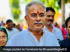 Chhattisgarh Chief Minister Bhupesh Baghel, Will Take Oath Tomorrow