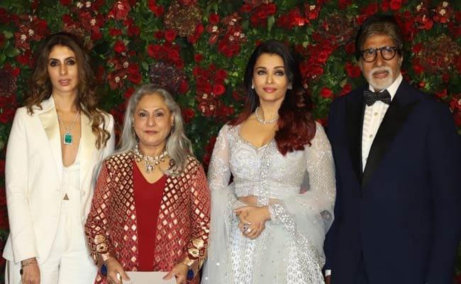 Inside Deepika Padukone And Ranveer Singh's Star-Studded Mumbai Reception With The Bachchans, Ambanis And Shah Rukh Khan