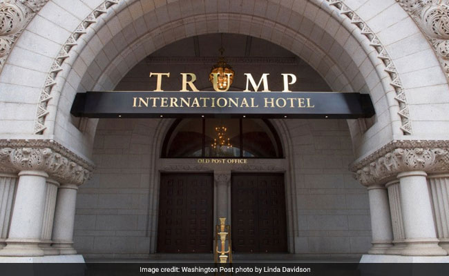 Saudi-Backed Lobbyist Paid For 500 Rooms At Trump Hotel After 2016 Polls