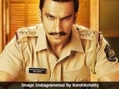 <I>Simmba</i> Preview: <i>Aala Re Aala</i> Ranveer Singh <i>Aala</i>. Can't. Keep. Calm