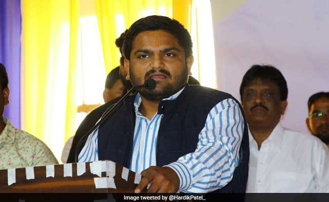 Will Leave Quota Demand If 2 Crore Jobs Are Created, Says Hardik Patel