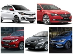 Best Sedans Launched In 2018