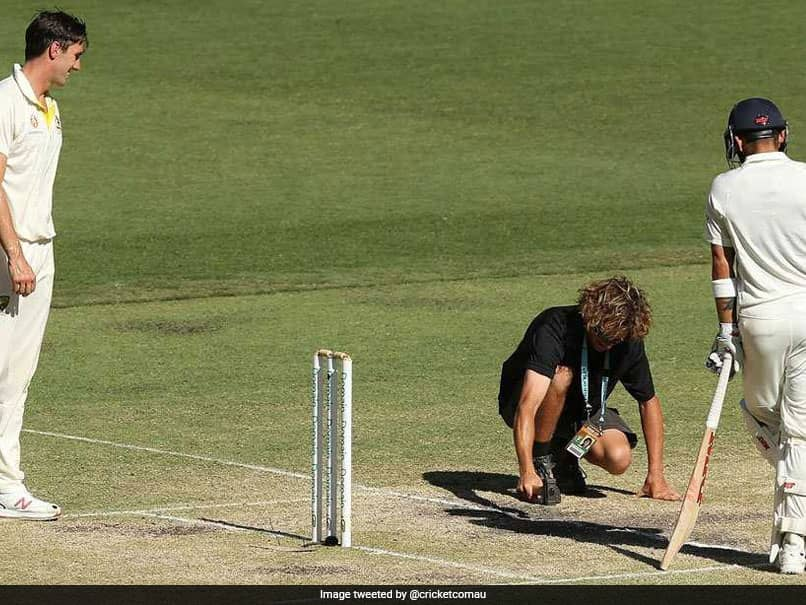 "Sachin Tendulkar Reacts To ICCs ""Average"" Rating Of Perth Pitch"