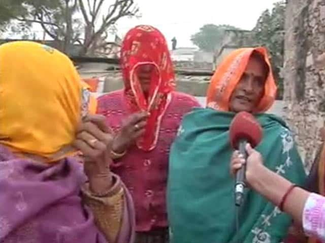 Video : Rajasthan Woman, A Daily Wage Worker, Skipped Work To Vote. Here's Why