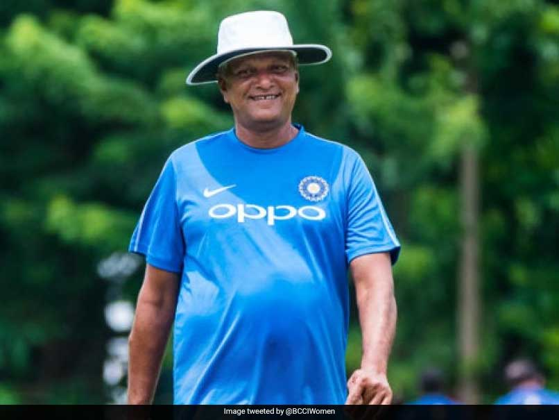 BCCI Appoints WV Raman As Head Coach Of India Women