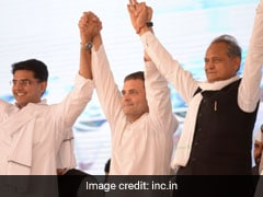 """This Car Has 2 Engines"": Sachin Pilot On Sharing Power With Ashok Gehlot"