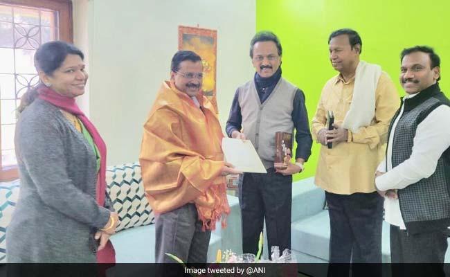 Arvind Kejriwal Gets Advice On Rahul Gandhi, From DMK's Stalin
