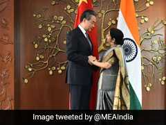 Sushma Swaraj Meets Chinese Counterpart, Discuss Improving Cultural Ties