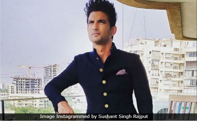 Sushant Singh Rajput Was Asked If He Congratulated Ankita Lokhande In Person On Bollywood Debut. His Response