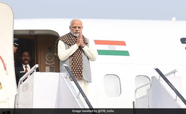 PM Modi In Varanasi, Ghazipur Today Amid Pressure From NDA Allies
