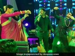 Best Dance Videos Of Deepika Padukone And Ranveer Singh From Kapil Sharma's Mumbai Reception