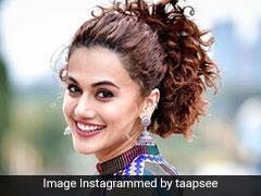 बॉलीवुड एक्ट्रेस तापसी पन्नू ने फिल्म 'सांड की आंख' में अपने किरदार को बताया सबसे कठिन