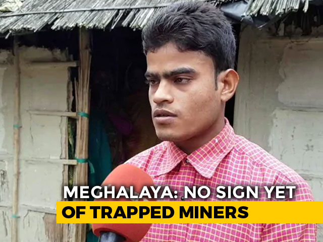"""Video : """"All Men Knew Water Could Gush In"""": Meghalaya Mine Accident Eyewitness"""