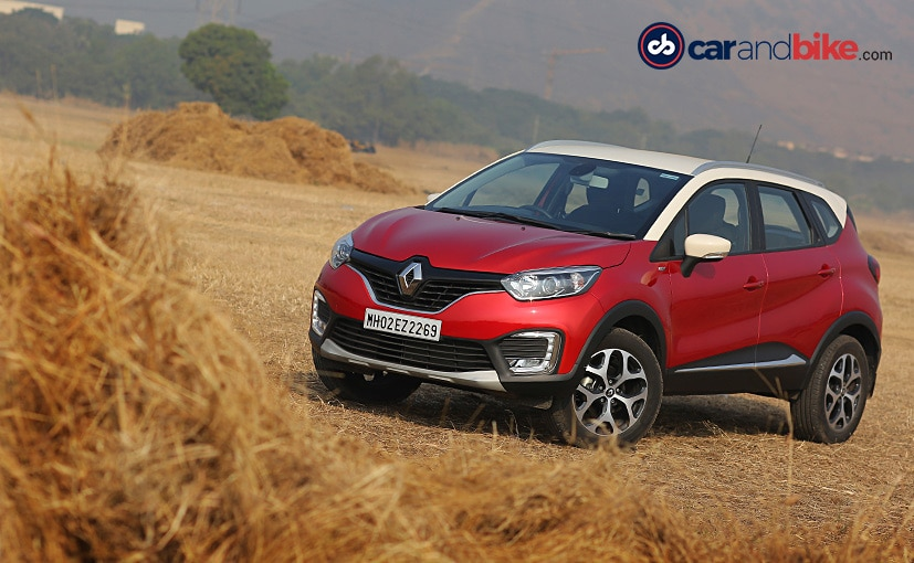The Renault Captur petrol is powered by the same 1.5-litre motor that powers the Duster petrol