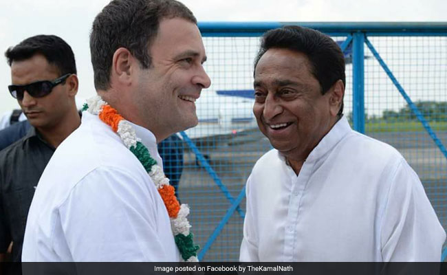 Kamal Nath, Ashok Gehlot And Bhupesh Baghel To Take Oath Today