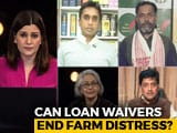 Video : Rahul Gandhi Dares PM: Can Loan Waivers Fix Farmers' Problems?