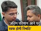 Video : सचिन पायलट ने NDTV से कहा, राजस्थान में कांग्रेस की सरकार बनेगी