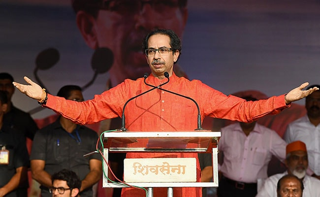 Allied With BJP To Bring Strong Government At Centre: Shiv Sena Chief
