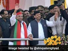 """Make Samajwadi Party Stronger"": Mulayam Singh At Shivpal Yadav's Rally"
