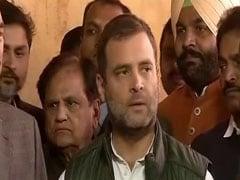 राहुल गांधी बोले- किसानों की कर्ज माफी तक PM मोदी को सोने नहीं देंगे
