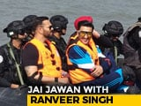 Video: Army, Navy Or Air Force - What Would Ranveer Singh Join? A Rapid Fire