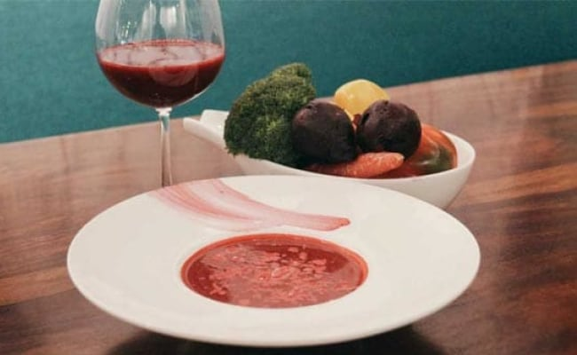 Winter Special: Beat The Chill With This Coconut And Beetroot Soup
