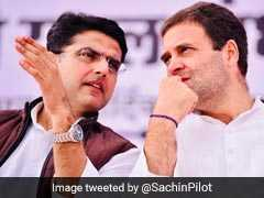 No Rahul Gandhi Meet, Says Sachin Pilot; Congress Appeals - And Berates