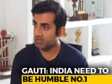 Video : Jasprit Bumrah Is The Best Bowler In The World Right Now: Gautam Gambhir