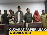 Video : 2 Gujarat BJP Workers Among 4 Arrested For Police Recruitment Paper Leak