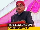 "Video : ""Murder Them, We Will Handle"": Shocker From Purvanchal University Head"