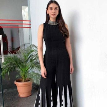 Aditi Rao Hydari Makes A Case For The Party Jumpsuit. 6 Chic Options To Try