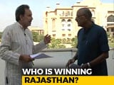 Video: Can Congress Topple Vasundhara Raje In Rajasthan? Prannoy Roy's Analysis