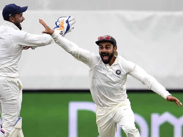 """Thats What Has Got Him Success"": Zaheer Khan On Virat Kohlis On-Field Attitude"