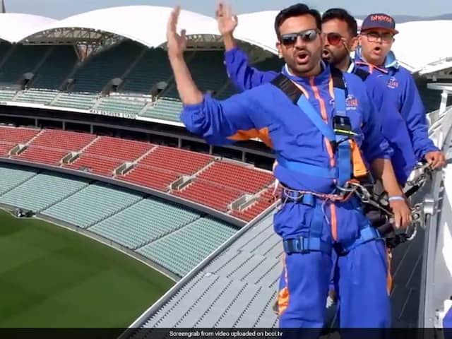 Watch: Bharat Army Catches Virat Kohlis Attention With Novel Move