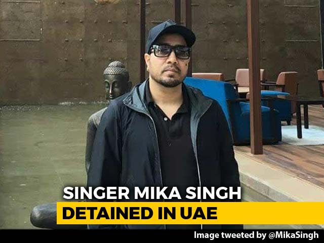 Video : Mika Singh Detained In UAE On Sex Harassment Complaint By Brazilian Teen