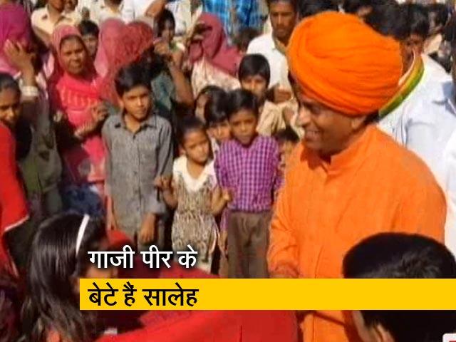 Video : राजस्थान के पोखरण में महंत और पीर के बीच है मुकाबला