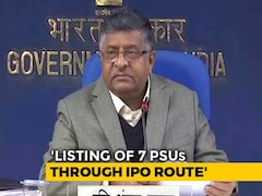 Video: Cabinet Clears Public Offer Plans Of 7 State-Run Companies
