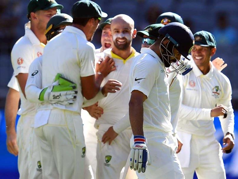 2nd Test, Day 4: Josh Hazlewood, Nathan Lyon Strike As India Tumble
