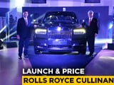 Video : Rolls Royce Cullinan Launched In India, Price And Specs