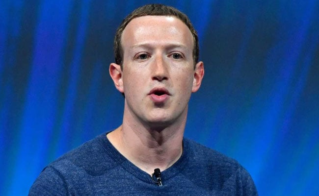 Facebook Chief Mark Zuckerberg Calls For More Regulation Of Internet