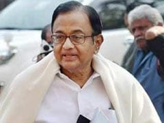 """Jumla"": P Chidambaram Takes Dig At Centre Over Railway Jobs Announcement"